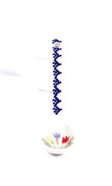 Lepeltje - tulp gemengd blauw-geel-rood