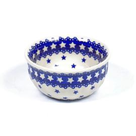 Bakje hoog 200ml - ster blauw