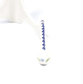 Lepeltje - tulp blauw