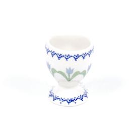 Eierdopje - tulp blauw