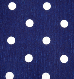 Tafelkleed 220 x 125 stip wit