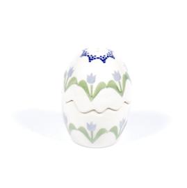 Peper & Zout vaatje - tulp blauw