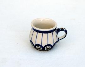 Bolmokje voor espresso