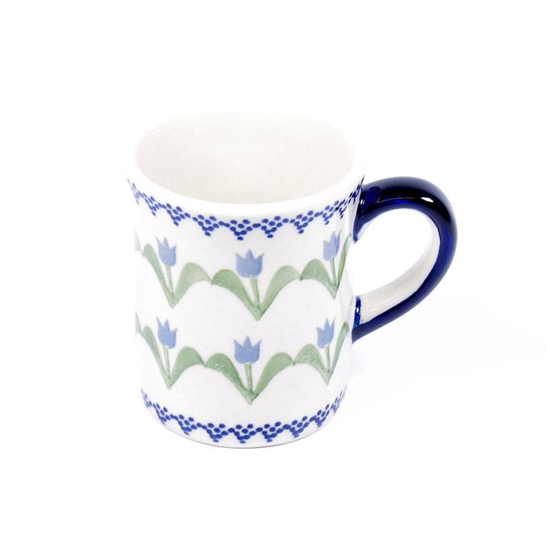 Mokje hoog small - tulp blauw