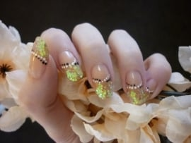 Nail art alle nagels