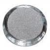 Glitter zilver