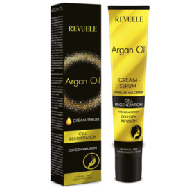 Revuele Argan Hands & nail cream serum