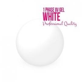 1 fase uv gel xl white 15ml