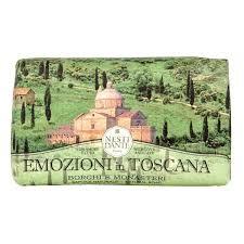 Emocioni in Toscana Borghi e monasteri ~villages & monasteries 250 gram