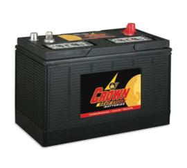 Crown Battery 31DC130 Deep Cycle Accu 12V 130Ah