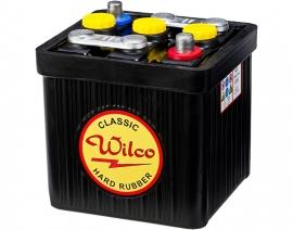 Wilco Classic accu 6V 66Ah 06611HR