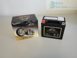 LEOCH MX12-4 ETX12 AGM Motor accu 12V 10Ah