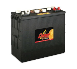 Crown Battery CR185HD CR-185 Deep Cycle Accu 12V 185Ah