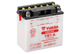 Yuasa Yumicron motor accu 12V 8Ah YB7-A