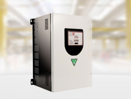 PBM hoogfrequentlader HF12 24V 140A