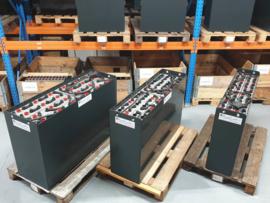 Nieuwe tractiebatterijen