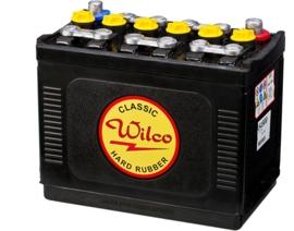 Wilco Classic accu 12V 45Ah 54567