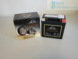 LEOCH MX14-3 ETX14L AGM Motor accu 12V 12Ah