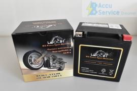 LEOCH MX30-3 ETX30L AGM Motor accu 12V 30Ah