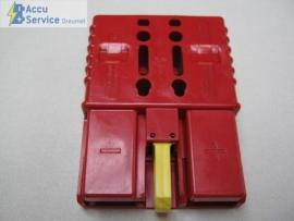 E6375G2 - SBE160 Stekker Blauw 48V 35 mm²
