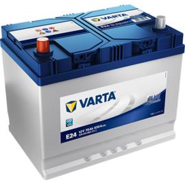 VARTA Blue Dynamic E24 auto accu 12V 70Ah 570413063