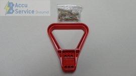 995G3-RED - Handvat Rood SBE160/SB175