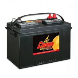 Crown Battery 27DC115 Deep Cycle Accu 12V 115Ah