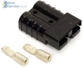 6331G4 - SB50 #10/12 (5.26/3.31 mm²) Zwart 80 V
