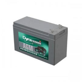 DAB12-7.5EV Dyno Europe 12V 7,7Ah AGM Accu