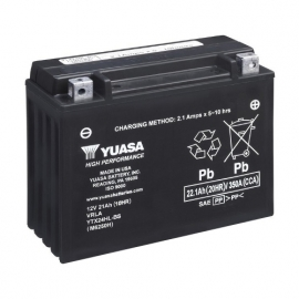 Yuasa High Performance Maintenance Free accu 12V 21Ah YTX24HL-BS