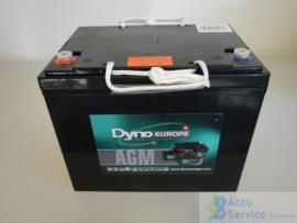 Dyno Europe DAB12-70EV 12V 86,6Ah AGM Accu