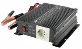 HQ-INV600W/24 - HQ Omvormer 24 - 230V 600W