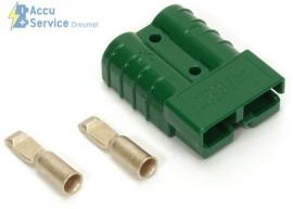 6331G9 - SB50 #6 (13.30 mm²) Groen 72 V