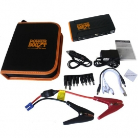 PowerBoozt multi-purpose jumpstart battery charger 16000 mAh