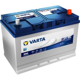 VARTA Blue Dynamic EFB N85 start-stop auto accu 12V 85Ah