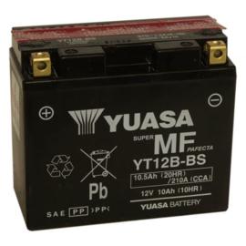Yuasa YT12B-BS Motor Accu 12V 10Ah