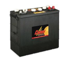 Crown Battery CR215HD CR-215 Deep Cycle Accu 12V 215Ah