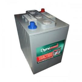 Dyno Europe 6PZS205 6V 250Ah Monobloc Tractie accu