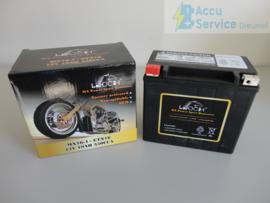 LEOCH MX16-4 ETX16 AGM Motor accu 12V 19Ah