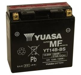 Yuasa Maintenance Free motor accu 12V 12Ah YT14B-BS