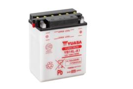 Yuasa Yumicron motor accu 12V 14Ah YB14L-A1
