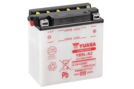 Yuasa Yumicron motor accu 12V 9Ah YB9L-A2