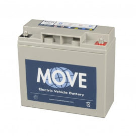 MOVE MPA 20-12 12V 20Ah AGM accu