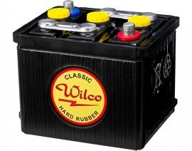 Wilco Classic accu 6V 77Ah 07711HR
