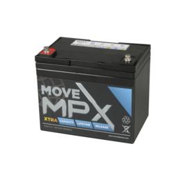 MOVE MPX 34-12 12V 36Ah AGM accu