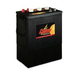 Crown Battery CR390HD CR-390 Deep Cycle Accu 6V 390Ah