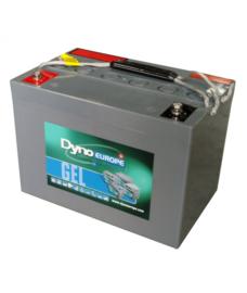 Dyno Europe DGY12-60EV 12V 71.6Ah GEL Accu