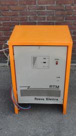 Nuovaelettra RTM T batterijlader 24V 80A