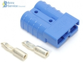 6331G6 - SB50 #10 (5.26 mm²) Blauw 48 V