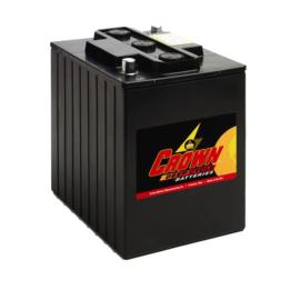 Crown Battery CR240E CR-E240 Deep Cycle Accu 6V 240Ah
